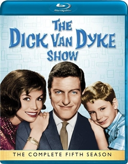 Dick Van Dyke Show: Season 5 Disc 3 Blu-ray (Rental)