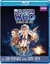 Doctor Who: Spearhead from Space Blu-ray (Rental)