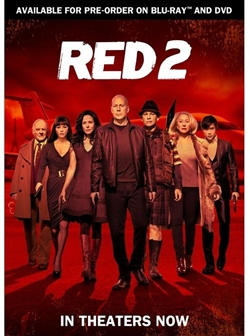 Red 2 Blu-ray (Rental)
