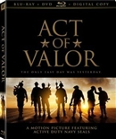 Act of Valor Blu-ray (Rental)