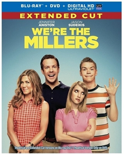 We're the Millers Blu-ray (Rental)