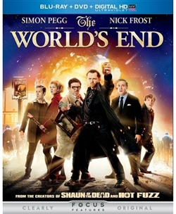 World's End Blu-ray (Rental)