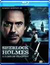 Sherlock Holmes: A Game of Shadows Blu-ray (Rental)