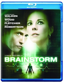 Brainstorm Blu-ray (Rental)