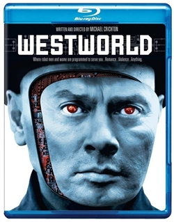 Westworld Blu-ray (Rental)