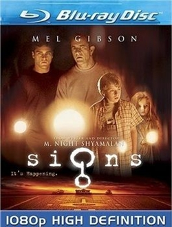Signs Blu-ray (Rental)