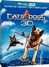 Cats & Dogs - The Revenge of Kitty Galore 3D Blu-ray (Rental)