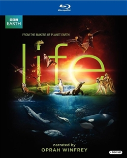 Life BBC Disc 3 Blu-ray (Rental)