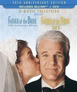 Father of the Bride Part 1 and 2 Blu-ray (Rental)