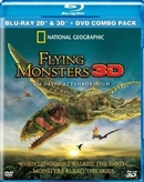 Flying Monsters 3D Blu-ray (Rental)