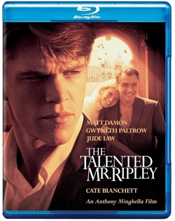 Talented Mr. Ripley Blu-ray (Rental)