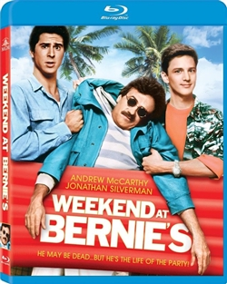 Weekend at Bernie's Blu-ray (Rental)