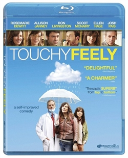 Touchy Feely Blu-ray (Rental)