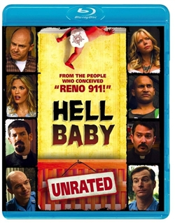 Hell Baby Blu-ray (Rental)