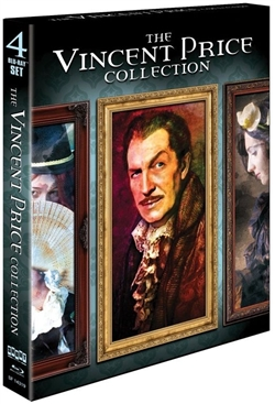 Vincent Price Collection Disc 1 Blu-ray (Rental)