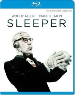Sleeper Blu-ray (Rental)