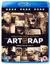 Something From Nothing: The Art of Rap Blu-ray (Rental)