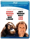 Every Which Way But Loose / Any Which Way You Can Blu-ray (Rental)