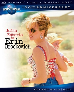 Erin Brockovich Blu-ray (Rental)