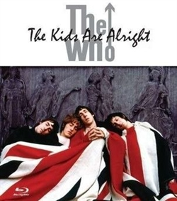 Kids Are Alright (The Who) Blu-ray (Rental)