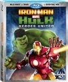 Iron Man & Hulk: Heroes United Blu-ray (Rental)