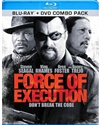 Force of Execution Blu-ray (Rental)