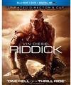 Riddick Blu-ray (Rental)