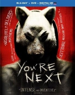 You're Next Blu-ray (Rental)