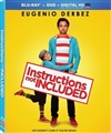 Instructions Not Included Blu-ray (Rental)