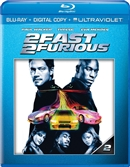 2 Fast 2 Furious 03/15 Blu-ray (Rental)
