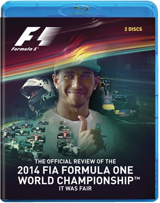 2014 FIA Formula One World Championship Disc 1 02/15 Blu-ray (Rental)