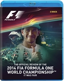 2014 FIA Formula One World Championship Disc 2 02/15 Blu-ray (Rental)