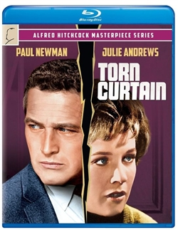 Torn Curtain Blu-ray (Rental)