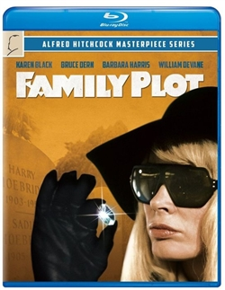 Family Plot Blu-ray (Rental)
