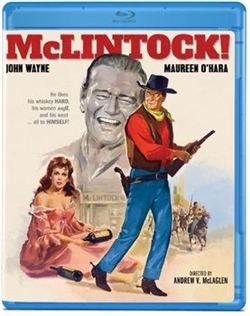 McLintock Blu-ray (Rental)