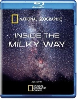 Inside the Milky Way Blu-ray (Rental)