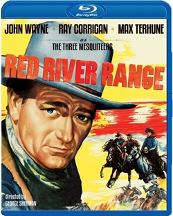 Red River Range Blu-ray (Rental)