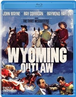 Wyoming Outlaw Blu-ray (Rental)