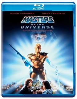Masters of the Universe Blu-ray (Rental)