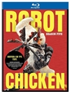 Robot Chicken Season 5 Blu-ray (Rental)
