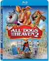 All Dogs Go to Heaven 2 Blu-ray (Rental)