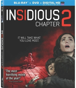 Insidious Chapter 2 Blu-ray (Rental)
