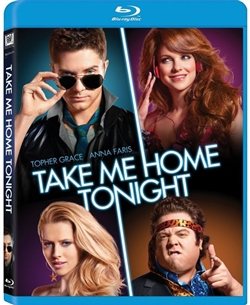 Take Me Home Tonight Blu-ray (Rental)
