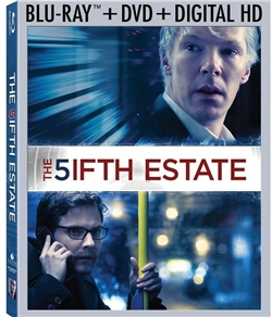 Fifth Estate Blu-ray (Rental)