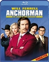 Anchorman: The Legend of Ron Burgundy Blu-ray (Rental)