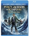 Percy Jackson and the Olympians Lightning Thief Blu-ray (Rental)