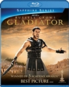 Special Features - Gladiator Blu-ray (Rental)