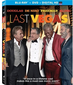 Last Vegas Blu-ray (Rental)