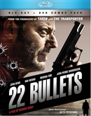 22 Bullets 10/14 Blu-ray (Rental)