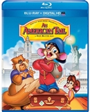 American Tail Blu-ray (Rental)